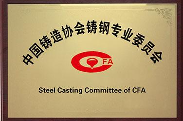 中国铸造协会铸钢专业委员会