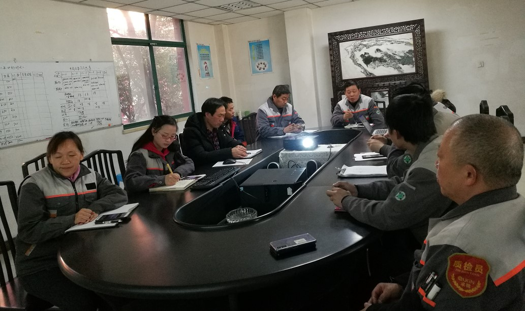 【无锡铸造厂】工艺升级——2021年首次套缸工艺提升研讨会顺利召开