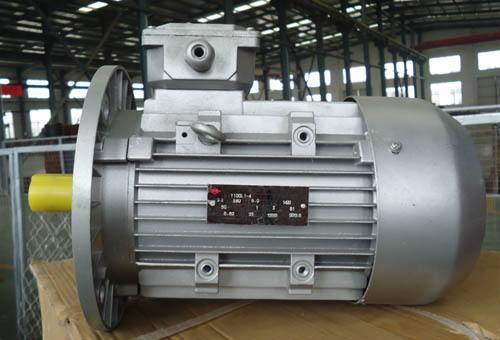 水泵电机壳
