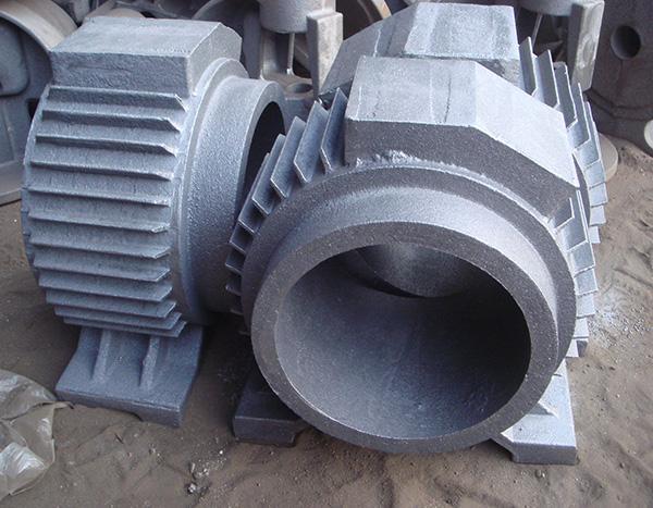 铸铁电机壳