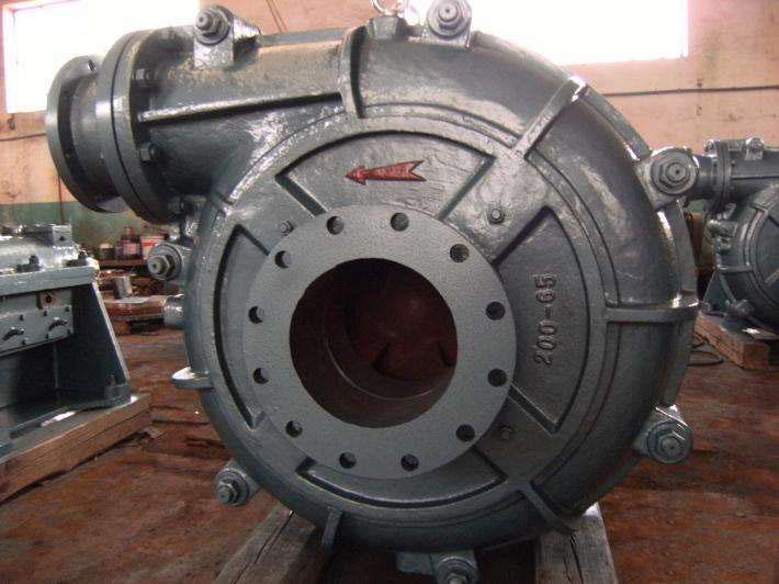 渣浆泵壳铸件