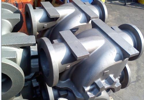 管道泵壳铸件