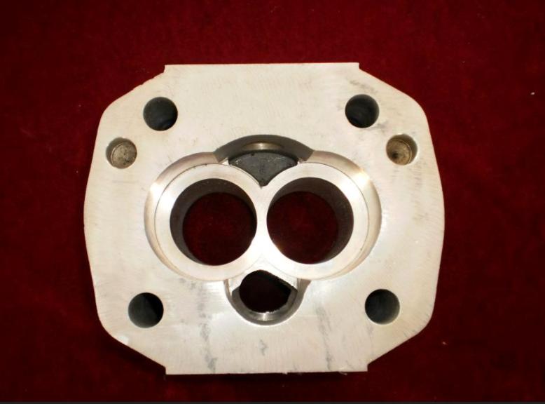 齿轮泵壳体