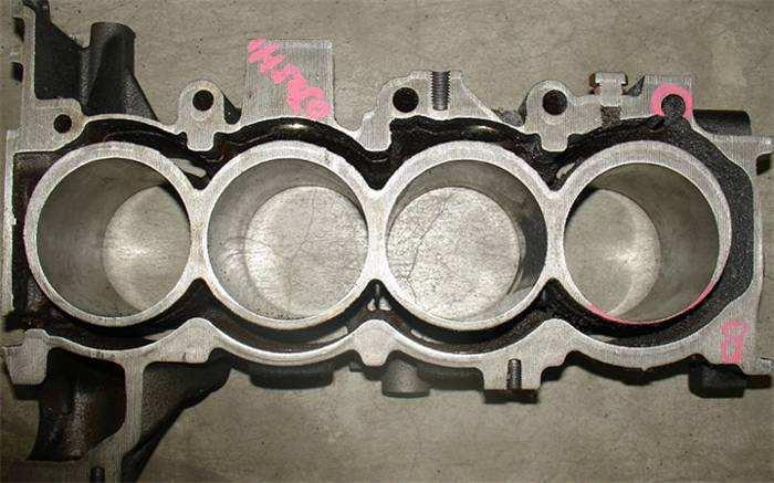 压缩机缸体铸件