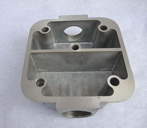 空压机缸体铸件